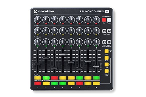 Novation Launch Control XL Ableton Live Controller