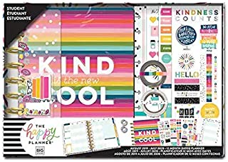 Happy Planner Medium 12-month Dated Planner Box Kit-be Kind (student)