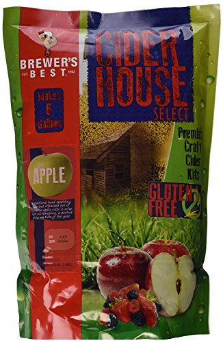 Brewer's Best Cider House Select - Apple Cider Making Kit - (6 gallon)
