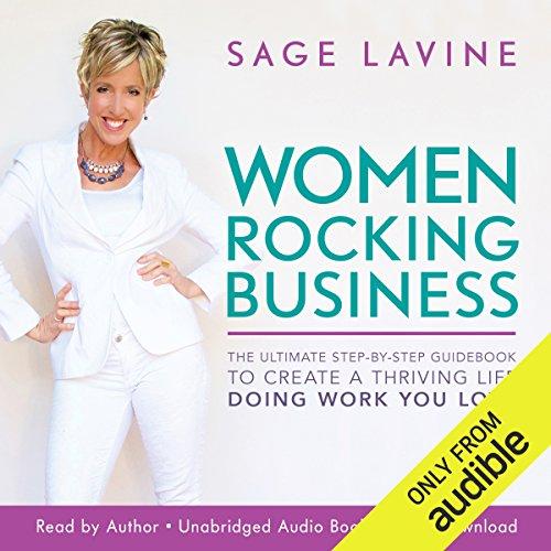Women Rocking Business audiobook cover art