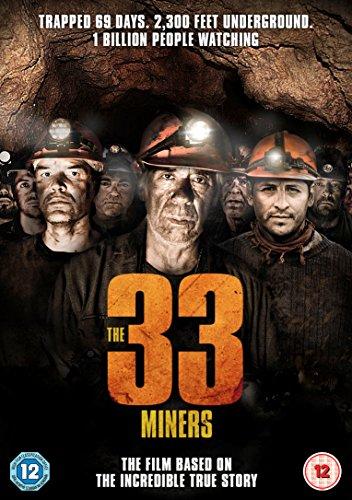 The 33 Miners [DVD] [Reino Unido]