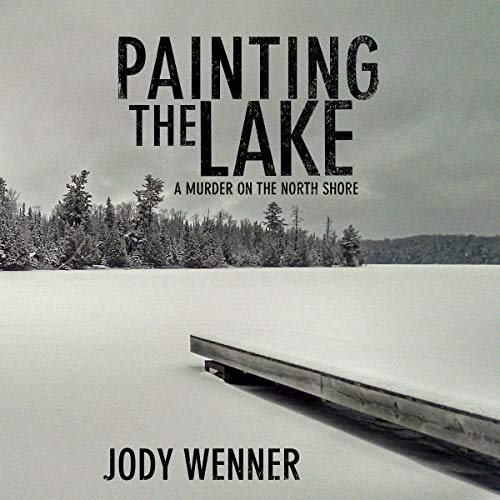 Painting the Lake  By  cover art