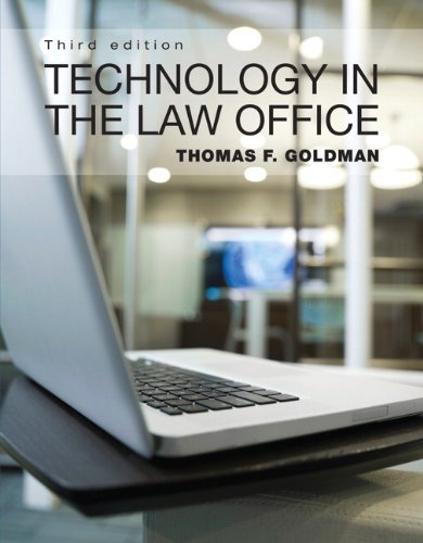 Technology in the Law Office with NEW MyLegalStudiesLab and Virtual Law Office Experience