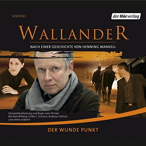 Der wunde Punkt (Wallander 6) audiobook cover art