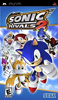 sonic rivals 2 online game