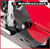 COPPIA TAMPONI PARAMOTORE BARRACUDA HONDA CBR 600 RR 2003-2017
