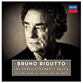 Bruno Rigutto Les Enregistrements Decca