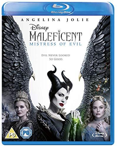 Maleficent: Mistress of Evil Blu-ray [2019] [Region Free]