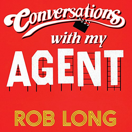 Conversations with My Agent (and Set Up, Joke, Set Up, Joke) audiobook cover art