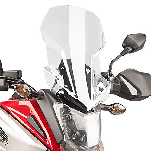 Cupula Touring Puig Honda NC 750 X 16-18 transparente