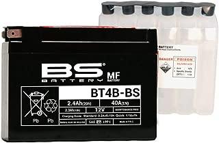 BS battery 300642/bt9b-4/AGM SLA Moto Batterie Noir