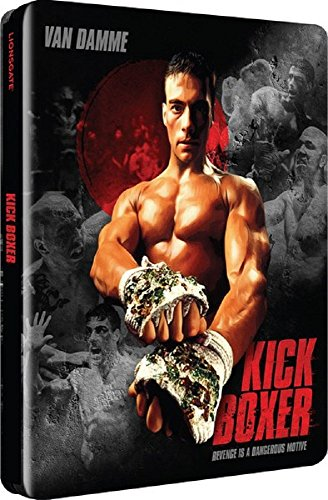 Kickboxer - Limited Edition Steelbook Blu-ray