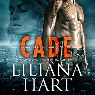 Cade audiobook cover art