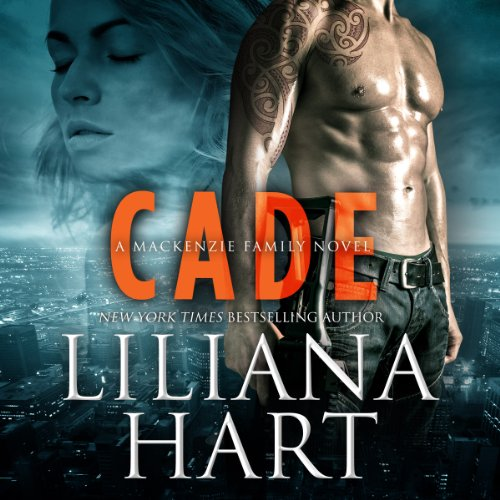 Cade audiobook cover art