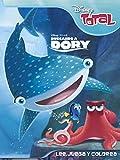 Buscando a Dory. Disney Total: Lee, juega y colorea (Disney. Buscando a Dory)