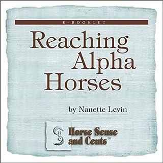 Reaching Alpha Horses cover art
