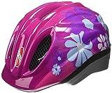Puky Kinder PH1-M/L Fahrradhelm, Lovely Pink, M/L