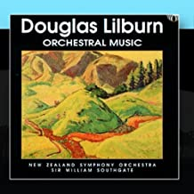 Douglas Lilburn: Orchestral Music by New Zealand Symphony Orchestra / William Southgate (2011-01-14)
