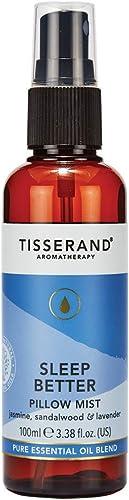 Tisserand Sleep Better Pillow Mist 100 ml, 100 milliliters