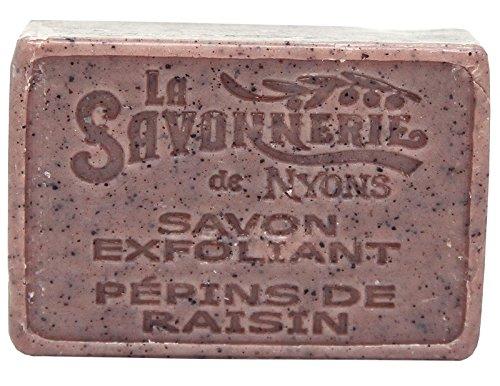 La Savonnerie de Nyons Traubenkern Peeling, Mehrfarbig, 100g