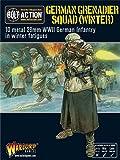 Bolt Action German Grenadiers in Winter...
