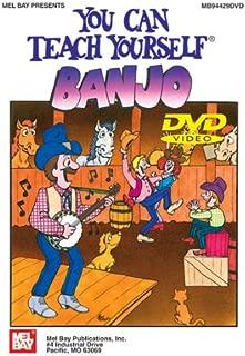 You Can Teach Yourself Banjo DVD- Banjo (5-String) (You Can Teach Yourself)
