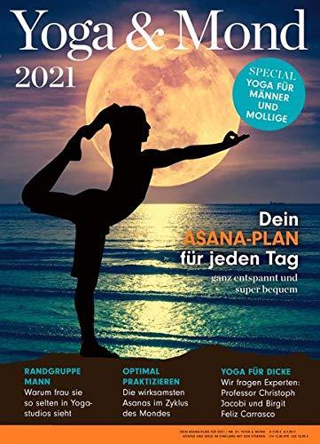 Yoga & Mond 2021: Dein Asana-Plan für jeden Tag