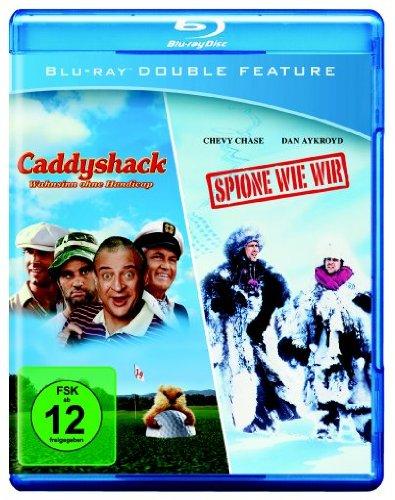 Caddyshack/Spione wie wir [Blu-ray]