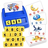 Upgraded Matching Letter Spelling Game Preschool...