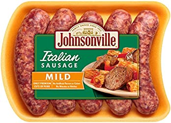 Johnsonville Mild Italian Sausage, 5 Count, 19 oz