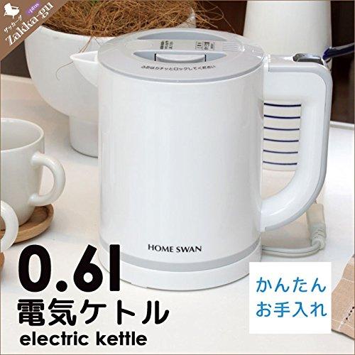 電気ケトル0.6L