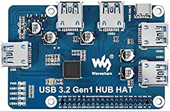 Header Expansion Coolwell Waveshare Raspberry Pi 400 GPIO Header Adapter 2X 40PIN Header Module Hat