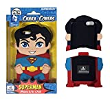 chara-covers Superman iPhone 6 y 6S Cell Teléfono Móvil Azul