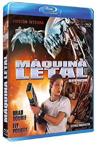 Death Machine ( ) [ Spanische Import ] (Blu-Ray)