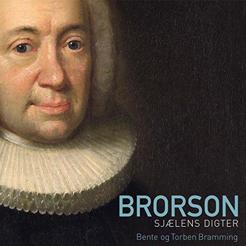 Brorson: sjælens digter audiobook cover art