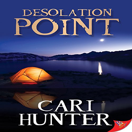 Desolation Point audiobook cover art