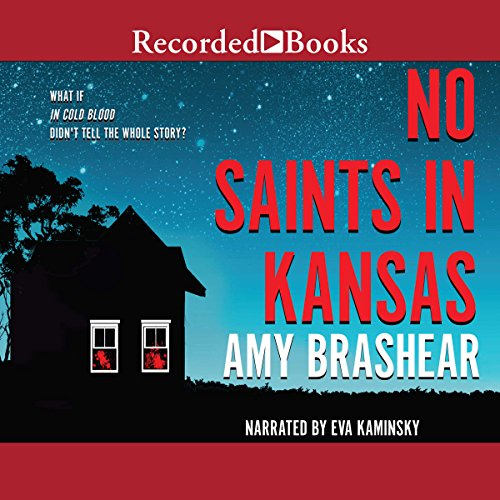 No Saints in Kansas audiobook cover art