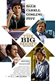 The Big Short Movie Poster (68,58 x 101,60 cm)