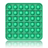 27pcs Push Popper Bubble,Pop it Bubble Sensory Fidget toy,Set Giocattoli Sensoriali Fidget Antistress,cubo antistress,per Autismo Giocattoli Educativi