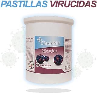 PASTILLAS DE LIMPIEZA CLEANPILL 300u Bote 1kg