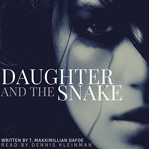 Daughter and the Snake audiobook cover art