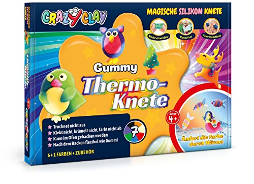 CrazyClay Gummy - Thermo-Set
