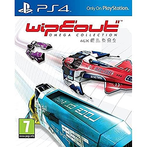 Wipeout: Omega Collection (Psvr Compatible) PS4 - PlayStation 4