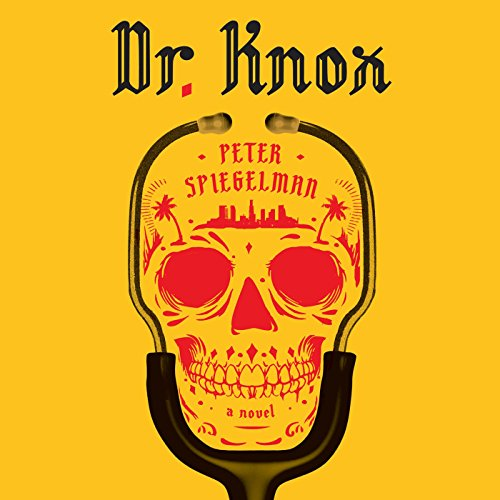 Dr. Knox audiobook cover art