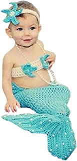 Mermaid Crochet Outfit