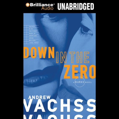 Down in the Zero audiobook cover art