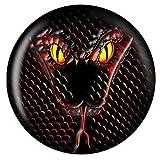 Snake Glow Viz-A-Ball Bowling Ball (6lbs)