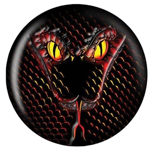 Snake Glow Viz-A-Ball Bowling Ball