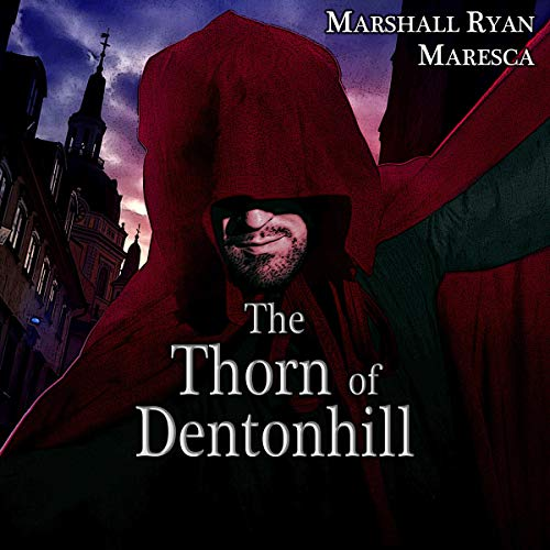『The Thorn of Dentonhill』のカバーアート