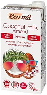 EcoMil(エコミル)  有機ココナッツ&アーモンドミルク (無糖)